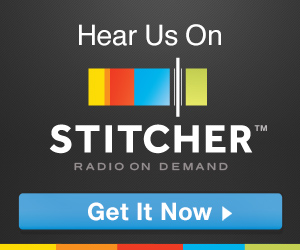 The RD Podcast is now available on Stitcher Radio