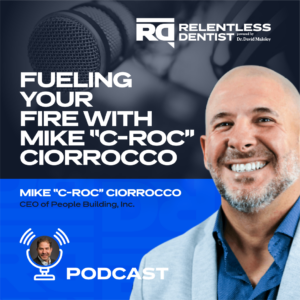 "Fueling Your Fire with Mike ""C-Roc"" Ciorrocco - RD Podcast"