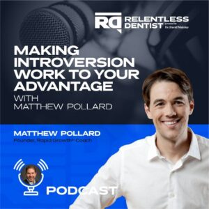 Making Introversion Work To Your Advantage with Matthew Pollard