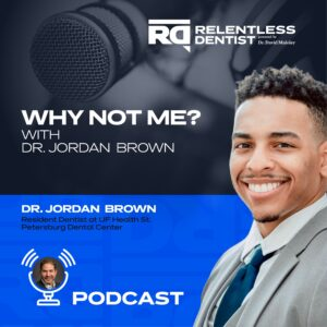 """Why NOT me?"" With Dr. Jordan Brown"